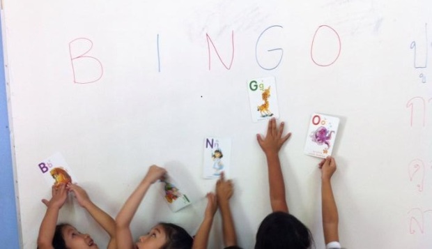 bingo kids crop